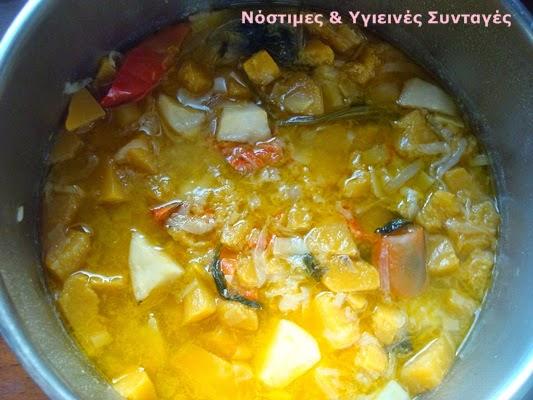 σούπα-με-κολοκύθα