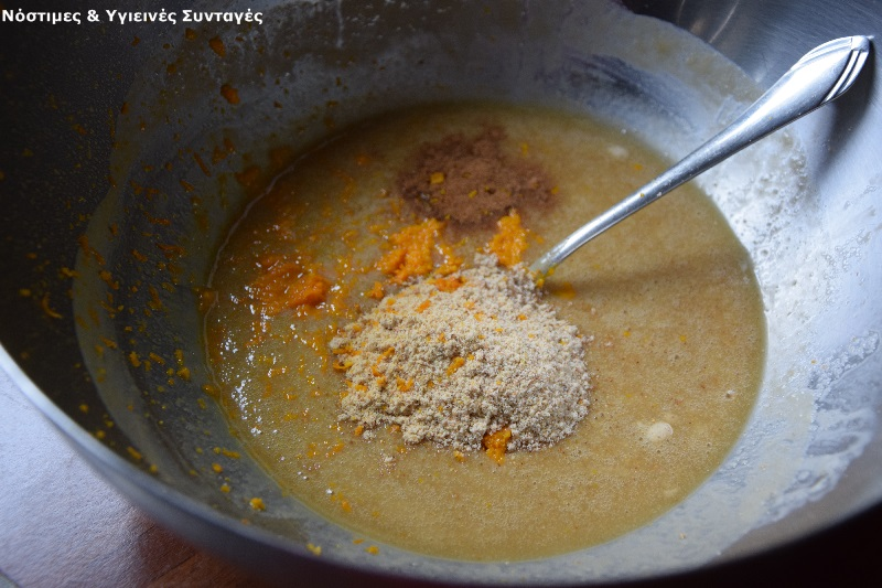 Νηστίσιμο τσουρέκι χωρίς ζάχαρη 4