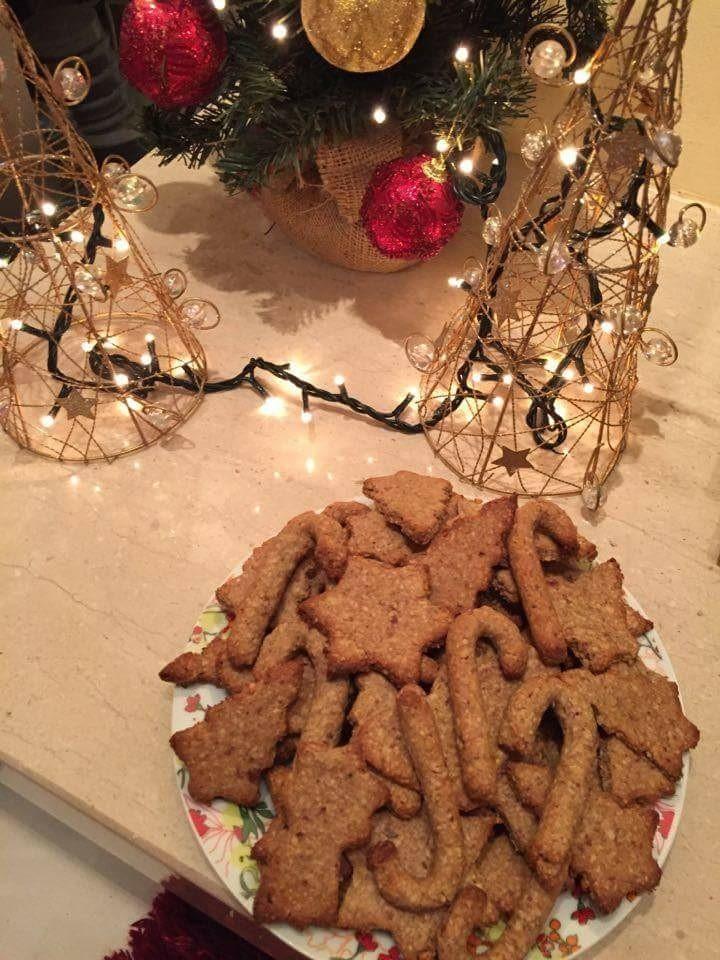 Χριστουγενιάτικα μπισκότα 3