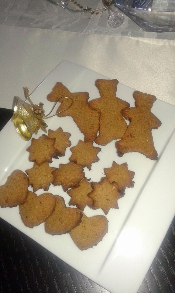 Χριστουγενιάτικα μπισκότα 4