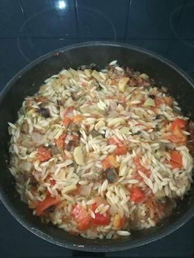 γιουβέτσι λαχανικών 3