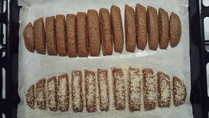 κουλουράκια με βρώμη και κανέλα χωρίς ζάχαρη