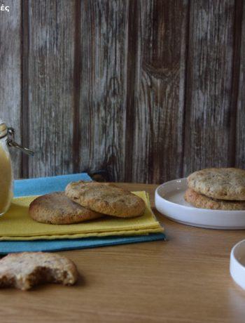 μαλακά μπισκότα λεμονιού