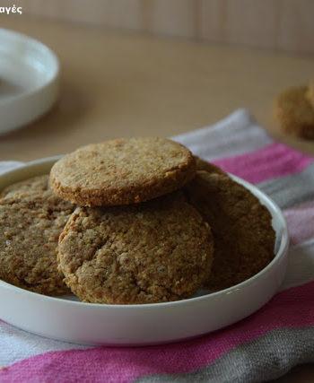 μπισκότα βουτύρου καρύδας 3