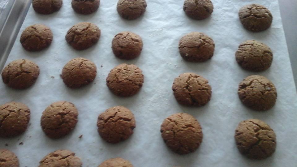 μπισκότα βουτύρου καρύδας 2