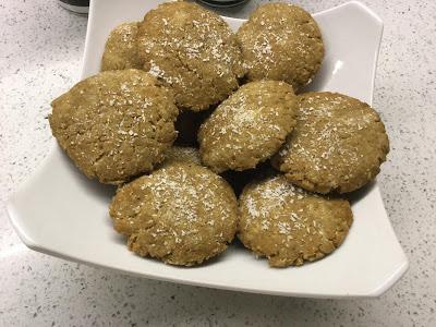 μπισκότα βουτύρου καρύδας 4