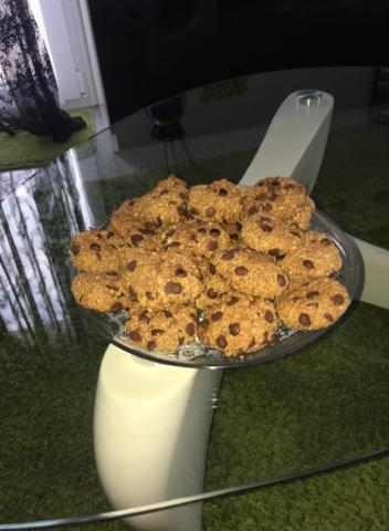 μπισκότα βουτύρου καρύδας 8μπισκότα βουτύρου καρύδας 8
