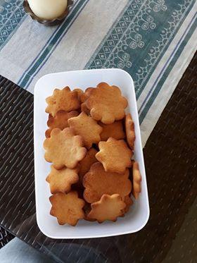 μπισκότα βουτύρου χωρίς βούτυρο 2