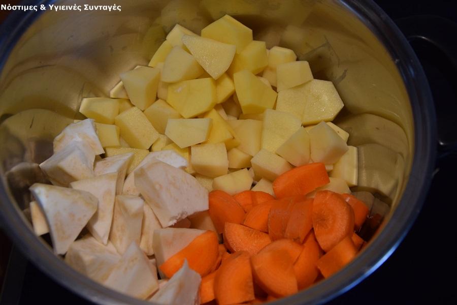 μπιφτέκια λαχανικών 2