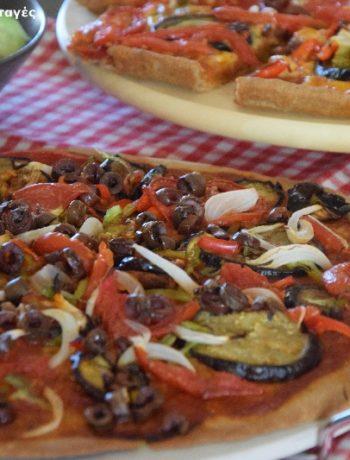 πίτσα Σιτσιλιάνα