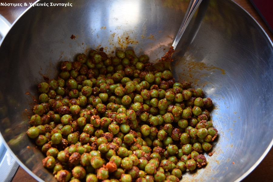 πικάντικος αρακάς 2