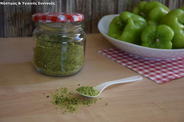 σκόνη αποξηραμένης πιπεριάς 3