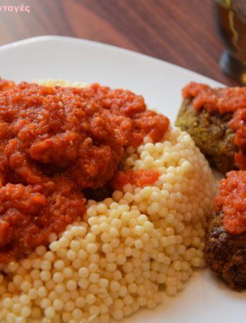 vegan σουτζουκάκια φούρνου με κιμά από φακές