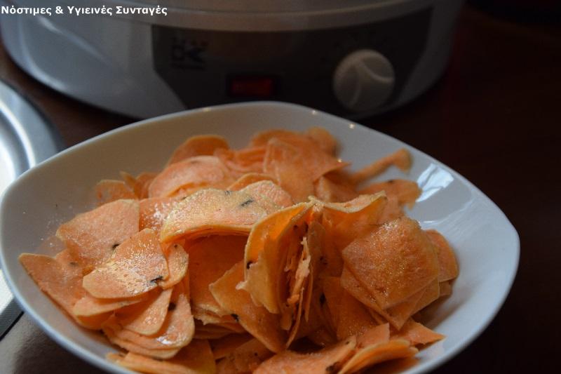 τσιπς λαχανικών 2