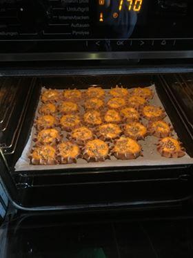 τυρόπιτες με κρεμώδη γέμιση και αλέυρι Ζέας 26