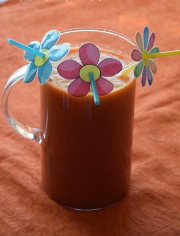 χυμός καρότο ανανά