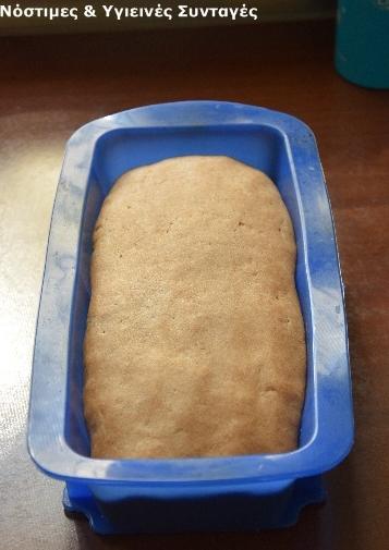 ψωμί με αλεύρι ζέας 5