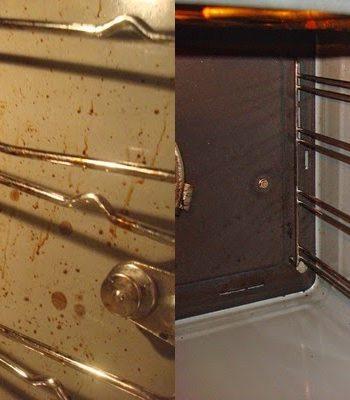 οικολογικός καθαρισμός φούρνου