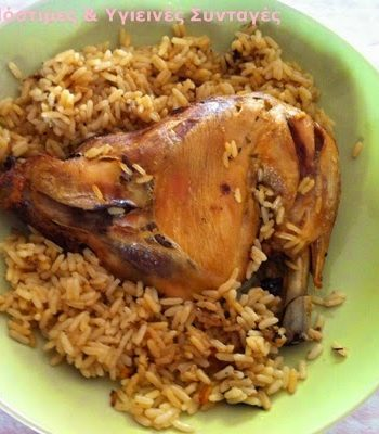 λεμονάτο γιουβέτσι με κοτόπουλο