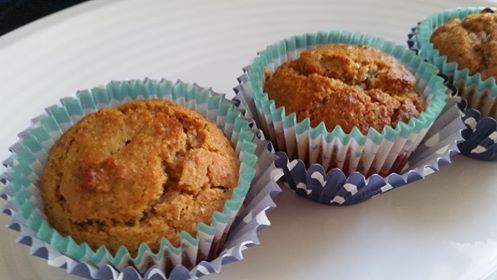 Muffin πορτοκαλιού 10