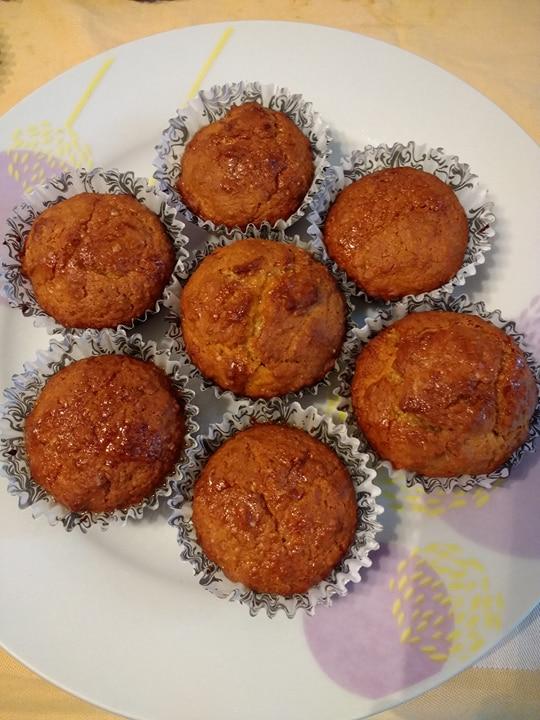 Muffin πορτοκαλιού 12