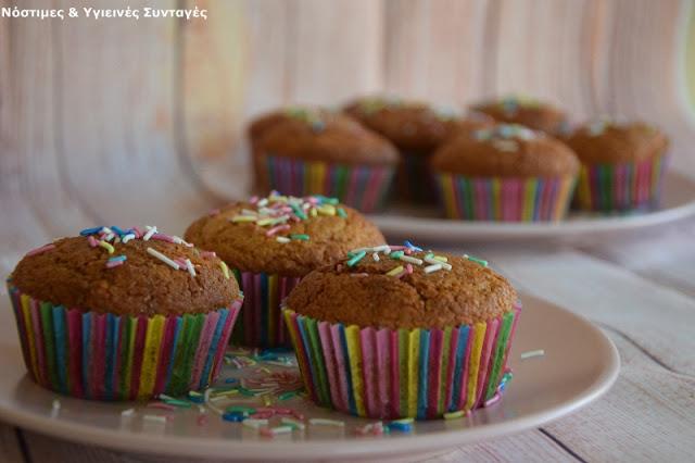 Muffin πορτοκαλιού 2