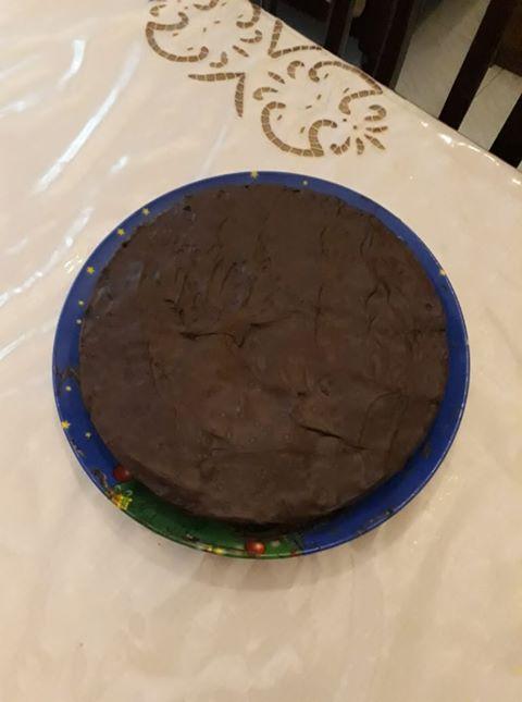βασιλόπιτα-κέικ-με-κουβερτούρα