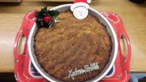 βασιλόπιτα-νηστίσιμο-κέικ