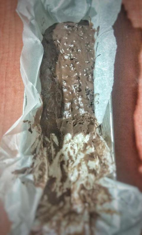 εύκολο παγωτό σοκολάτα χωρίς ζάχαρη