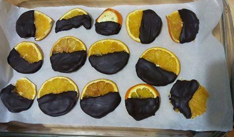φέτες-πορτοκαλιού-με-σοκολάτα