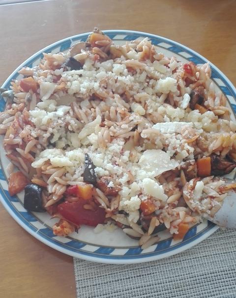 γιουβέτσι με λαχανικά