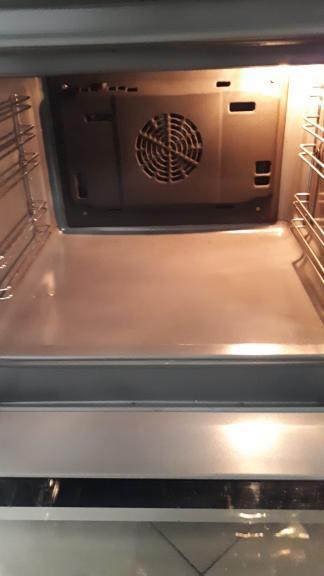 καθάρισμα φούρνου με οικολογικό τρόπο χωρίς χημικά καθαριστικά