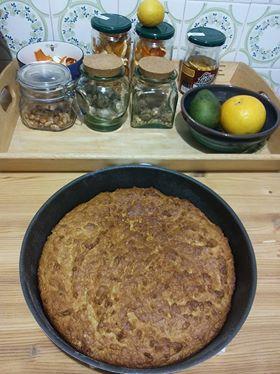κέικ-λεμόνι-χωρίς-ζάχαρη