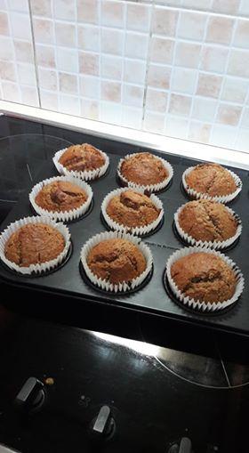 κέικ με κολοκύθα χωρίς ζάχαρη