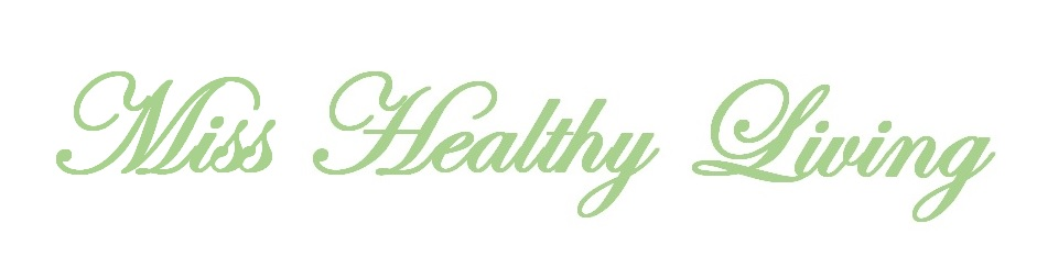 Miss Healthy Living
