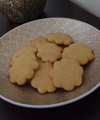 μπισκότα βουτύρου χωρίς βούτυρο και ζάχαρη