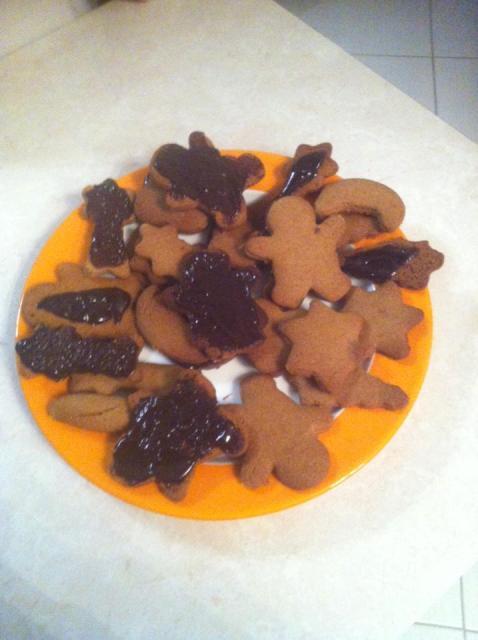 μπισκότα-με-λάδι