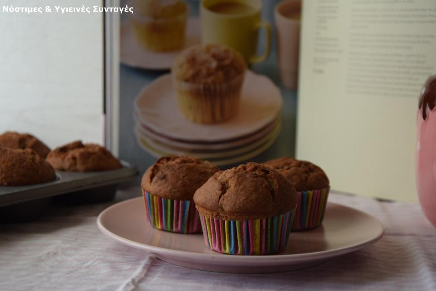 muffin μπανανα 2