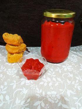 ντιπ-σάλτσα-με-πιπεριές-Φλωρίνης