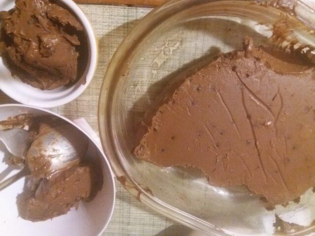 παγωτό σοκολάτα χωρίς ζάχαρη