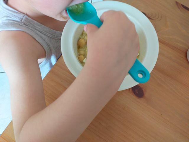 ρεβίθια με ρύζι για παιδιά