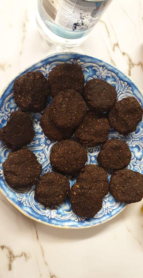 SOFT KINGS σπιτικ'α - μαλακά μπισκότα σοκολάτας χωρίς ζάχαρη