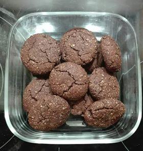 σοκολατένια-μπισκότα