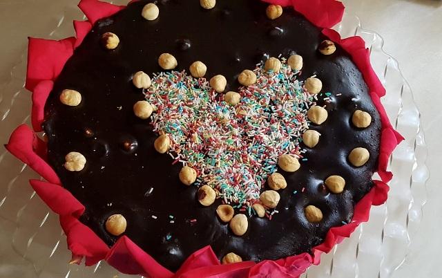 τούρτα σοκολάτα για παιδιά