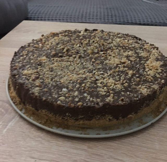 τούρτα σοκολατίνα χωρίς ζάχαρη