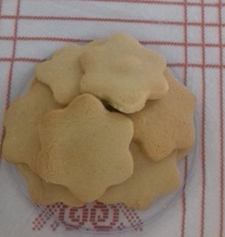vegan μπισκότα βουτύρου