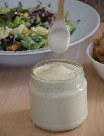 vegan sour cream από κάσιους