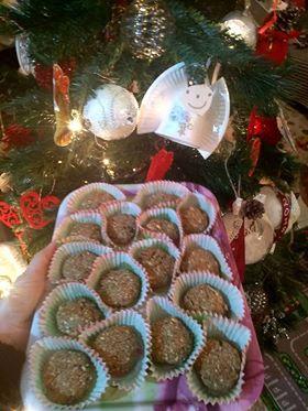 χριστουγεννιάτικα-τρουφάκια-χωρίς-ζάχαρη