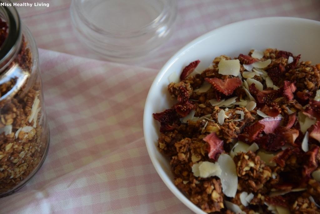 γκρανόλα φράουλα 5