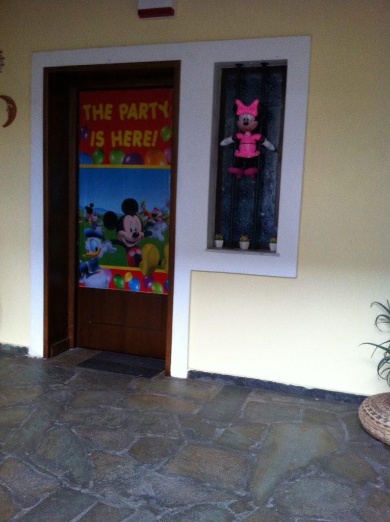 παρτι με θέμα τη Minnie 2